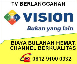Pasang mnc vision murah